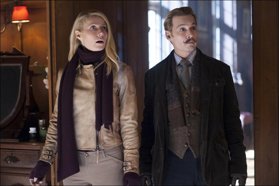Mortdecai Movie