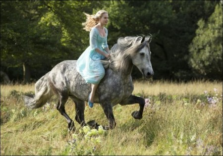 Cinderella Movie - Lily James