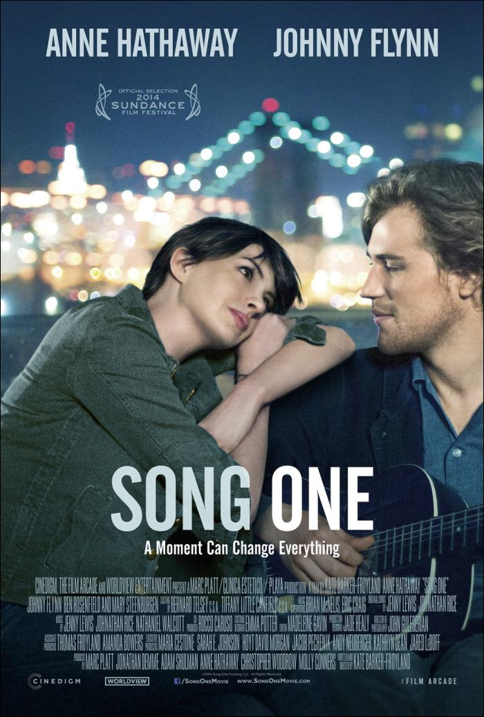 Song One Poster Song One Movie Poster