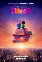 Home (in 3D) Movie Poster