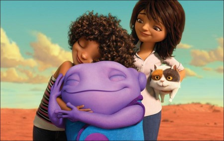 Home (in 3D) Movie