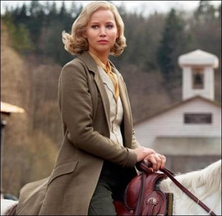 Serena Movie - Jennifer Lawrence