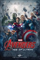 Avangers: Age of Ultron Movie Poster
