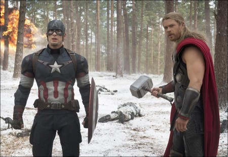 Avangers: Age of Ultron