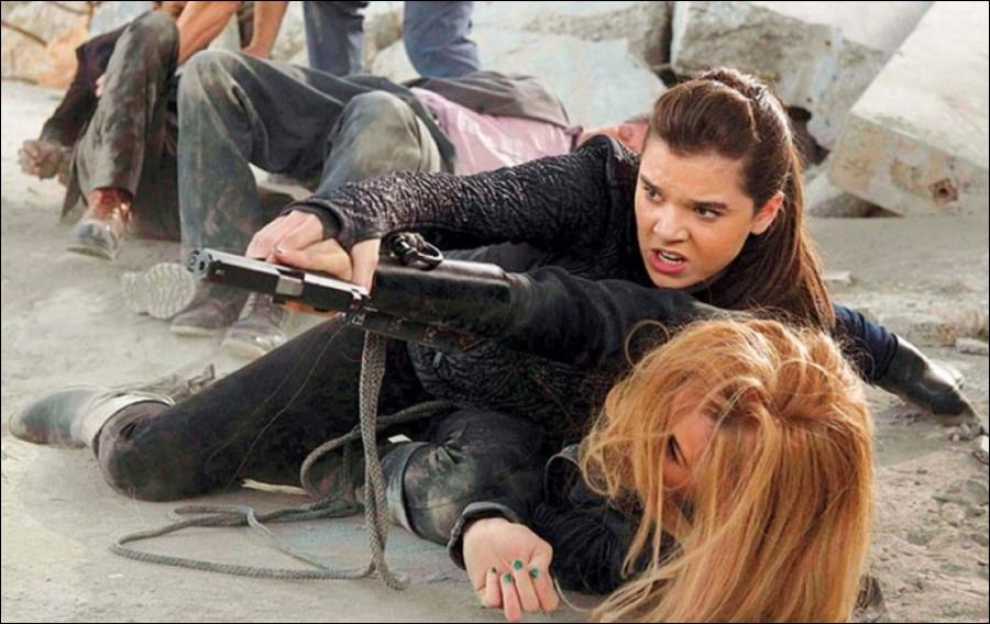 Barely Lethal Movie
