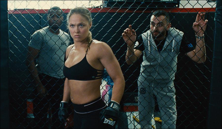 Entourage Movie - Ronda Rousey