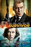 Survivor Movie Poste