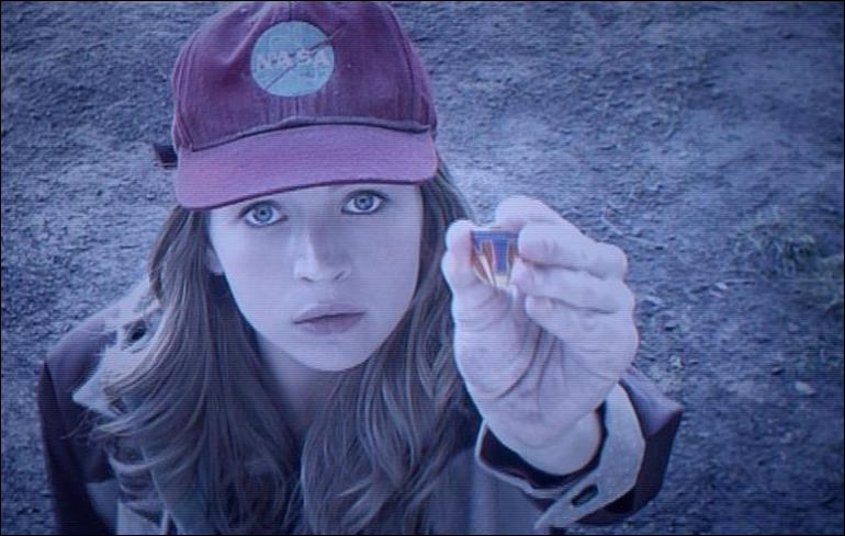 Tomorrowland Movie - Britt Robertson