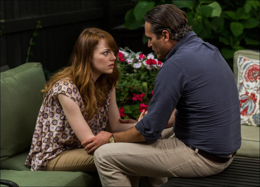 Irrational Man Movie