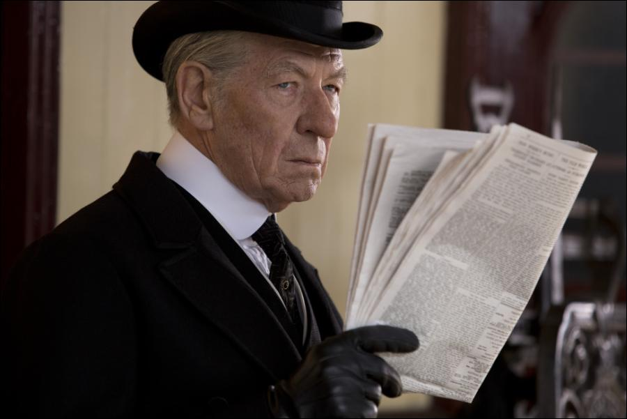 Mr. Holmes Movie