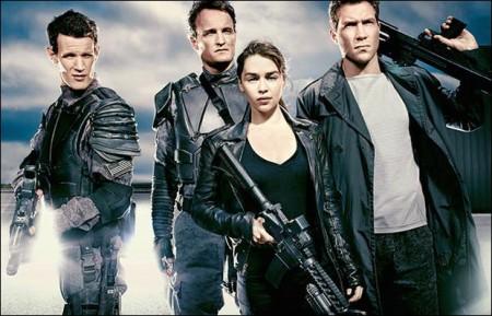 Terminator; Genisys Movie