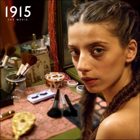 1915 The Movie - Angela Sarafyan