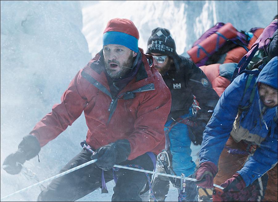 Everest Movie