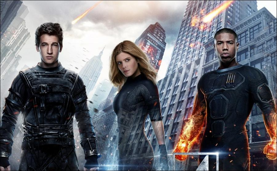Fantastic Four Movie 2015