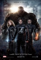 Fantastic Four Movie Poster 2015