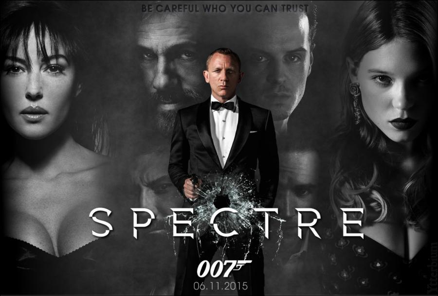 Spectre Movie Production Notes | 2019 Movies