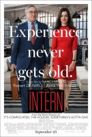 The Intern Movie Poster