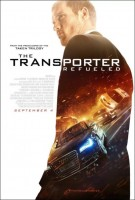 The Transporter: Refueled Movie Poster