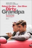 Dirty Grandpa Movie Poster