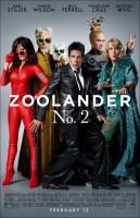 Zoolander No. 2 Movie Poster