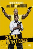 Central Intelligence Novie Poster
