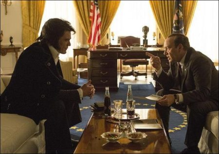Elvis & Nixon Movie