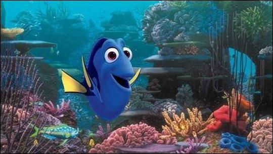 Finding Dory Movie