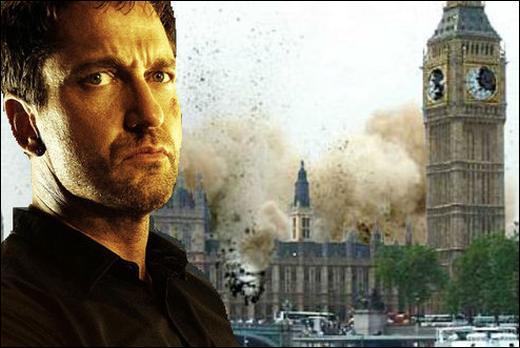 London Has Fallen Movie