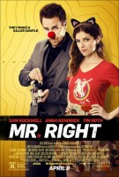 Mr. Right Movie Poster