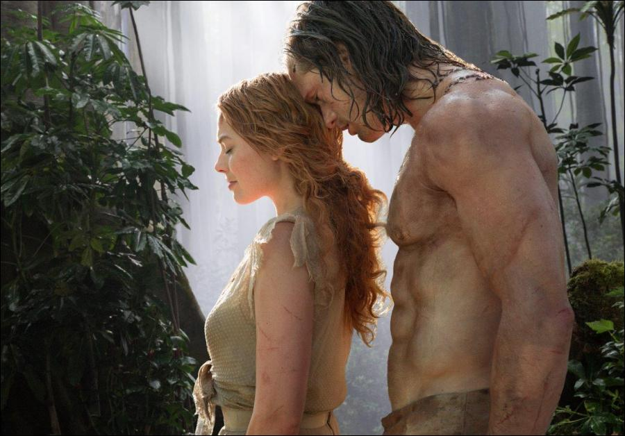 The Legend of Tarzan Movie