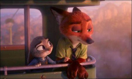Zootopiia Movie