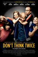 Don't Think Twice Movie Poster