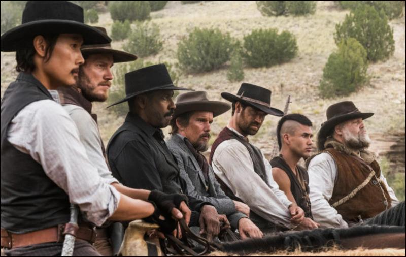 The Magnificent Seven Movie
