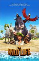 The Wild Life (Robinson Crusoe) Poster