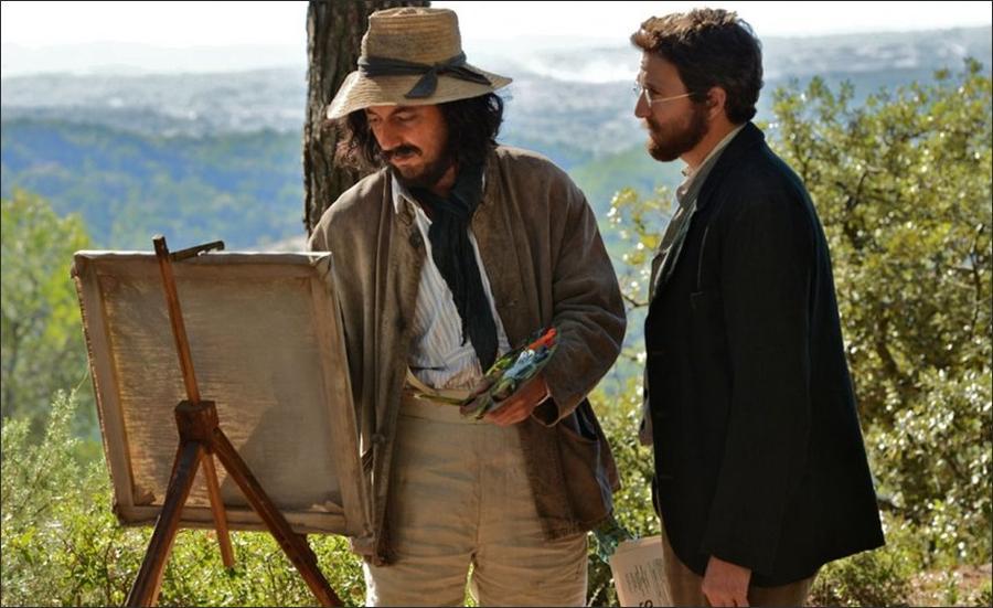 Cézanne and I - Cézanne et Moi