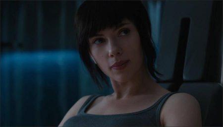 Ghost in the Shell Movie - Scarlett Johansson