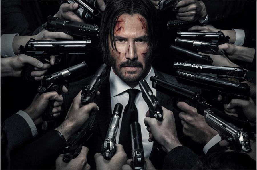 John Wick: Chapter Two - Keanu Reeves