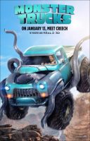 Monster Trucks Movie Poster