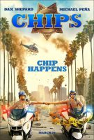 CHIPs Movie Poster