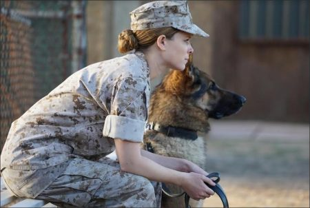 Megan Leavey - Kate Mara
