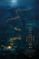 The Lost City of Z Movie Poster (2017)
