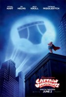 Captain Underpants: The First Epic Movie Poster (2017)