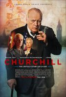 Churchill Movie Poster (2017)