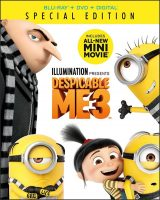 Despicable Me 3 Movie Poster (2017)