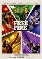Free Fire Movie Poster (2017)