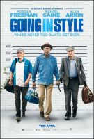Going in Style Movie Poster (2017)