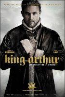 King Arthur: Legend of the Sword Movie Poster (2017)