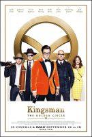 Kingsman: The Golden Circle Movie Poster (2017)