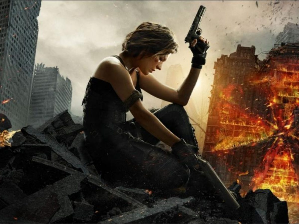 Resident Evil The Final Chapter Movie Production Notes 2017