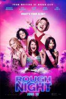 Rough Night - Ğirls' Night Out Movie Poster